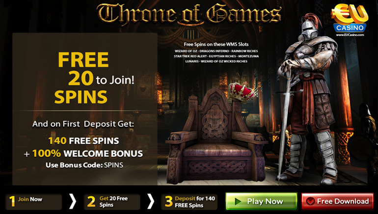 Throne of Games – najpopularnija promotivna ponuda automata o kojoj svi pričaju