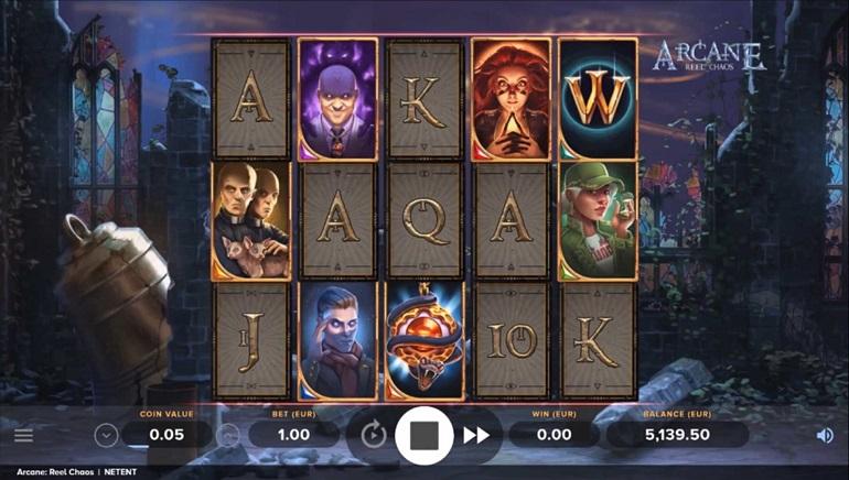 Pregled igre 5