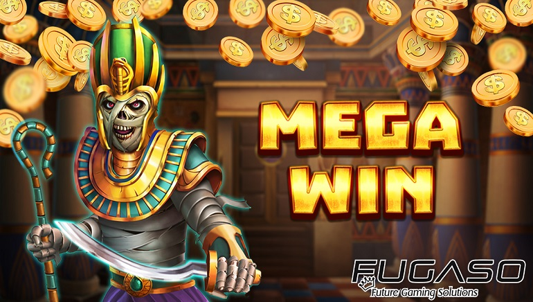 Sretni igrač osvojio €82.000 u Vulkan Vegas Casino na FUGASO Mummy Win Hunters igri