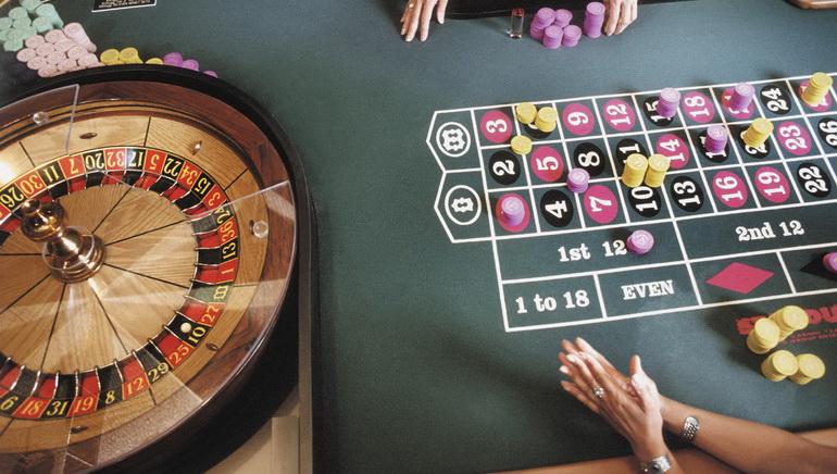 Online rulet u stvarni novac
