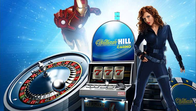Nove igre lansirane u novom lobiju William Hill kazina